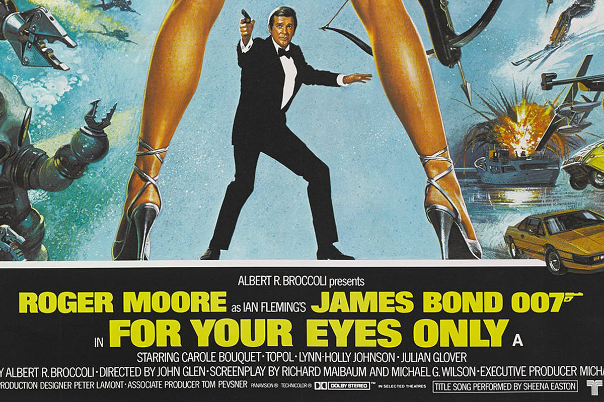 FYEOUnitedArtists James Bond Gets Back to What He Does Best in 'For Your Eyes Only'