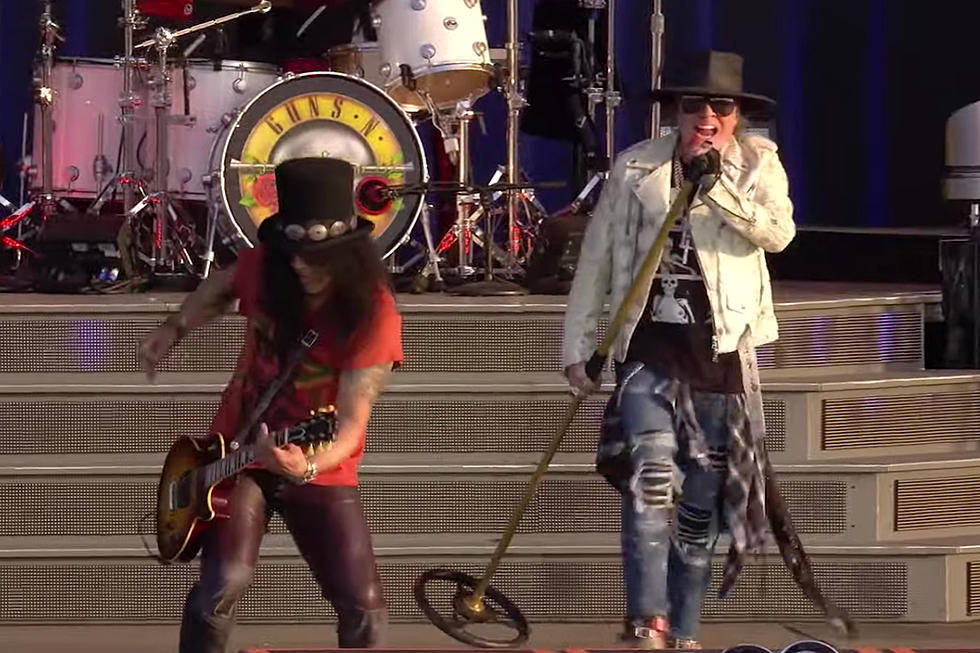 Guns N' Roses Share Download Festival Performance Footage
