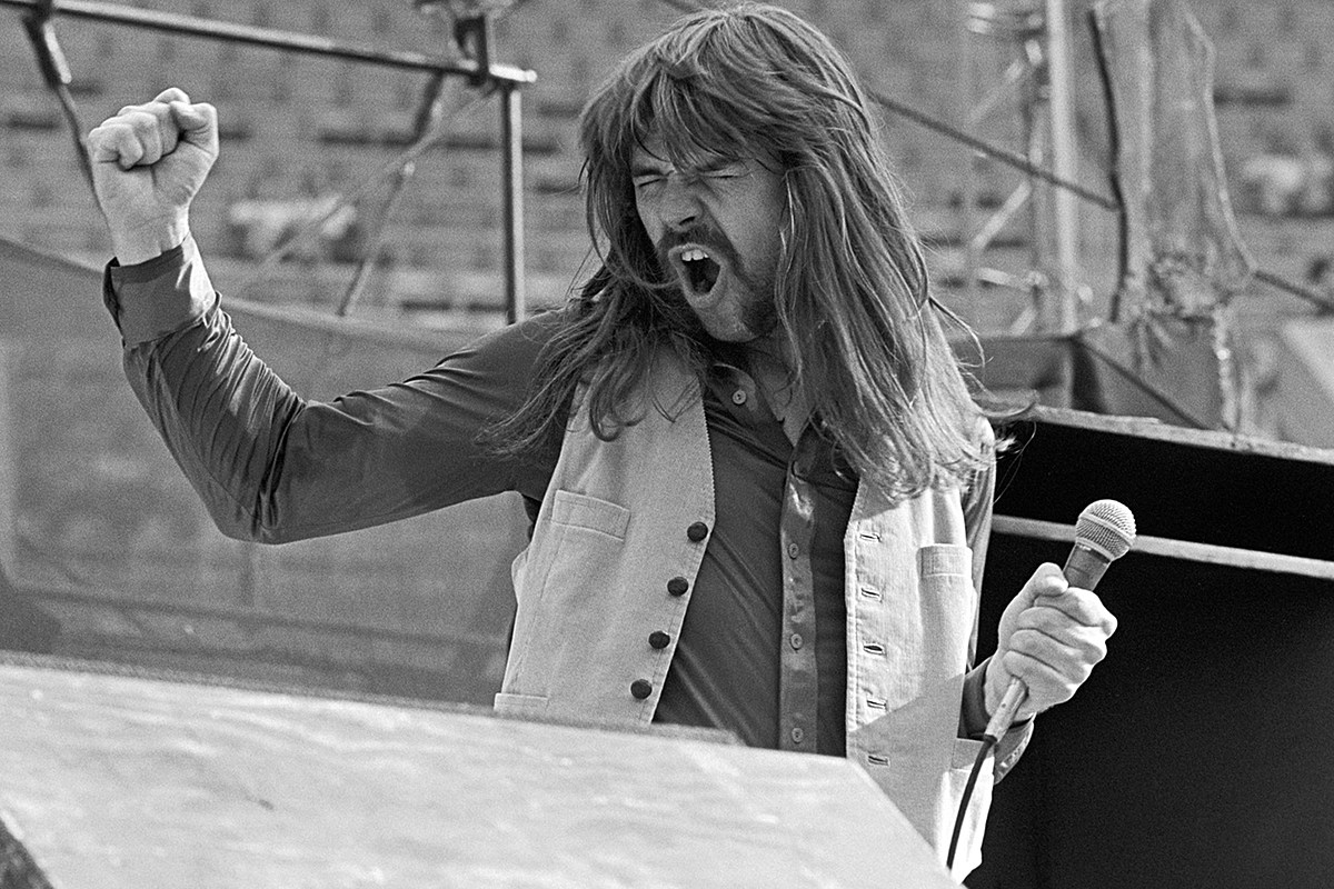 Bob Seger's Oceanic Leap for 'The Fire Down Below'