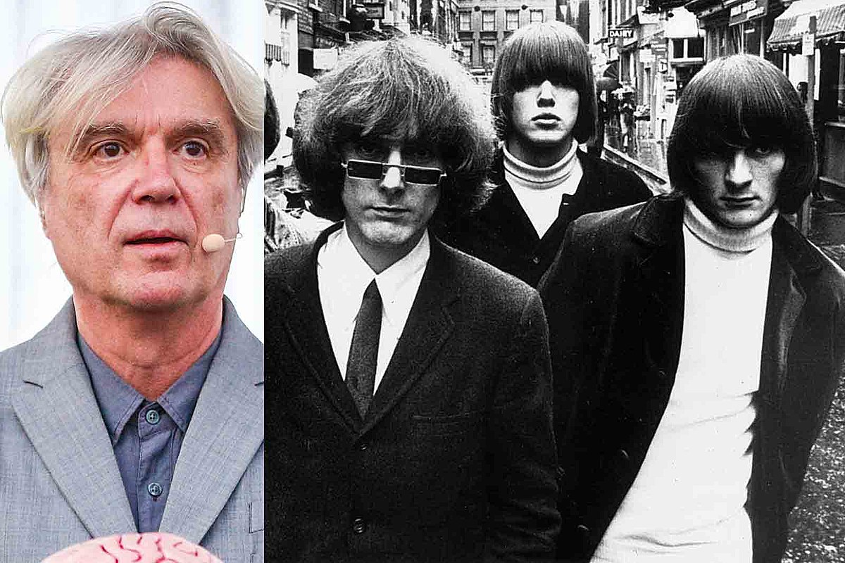 How the Byrds Helped David Byrne Move Away From Folk Music