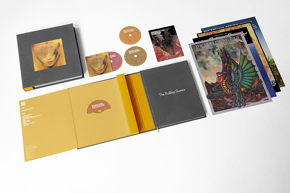 Rolling Stones' Expanded 'Goats Head Soup' Adds Three New Songs