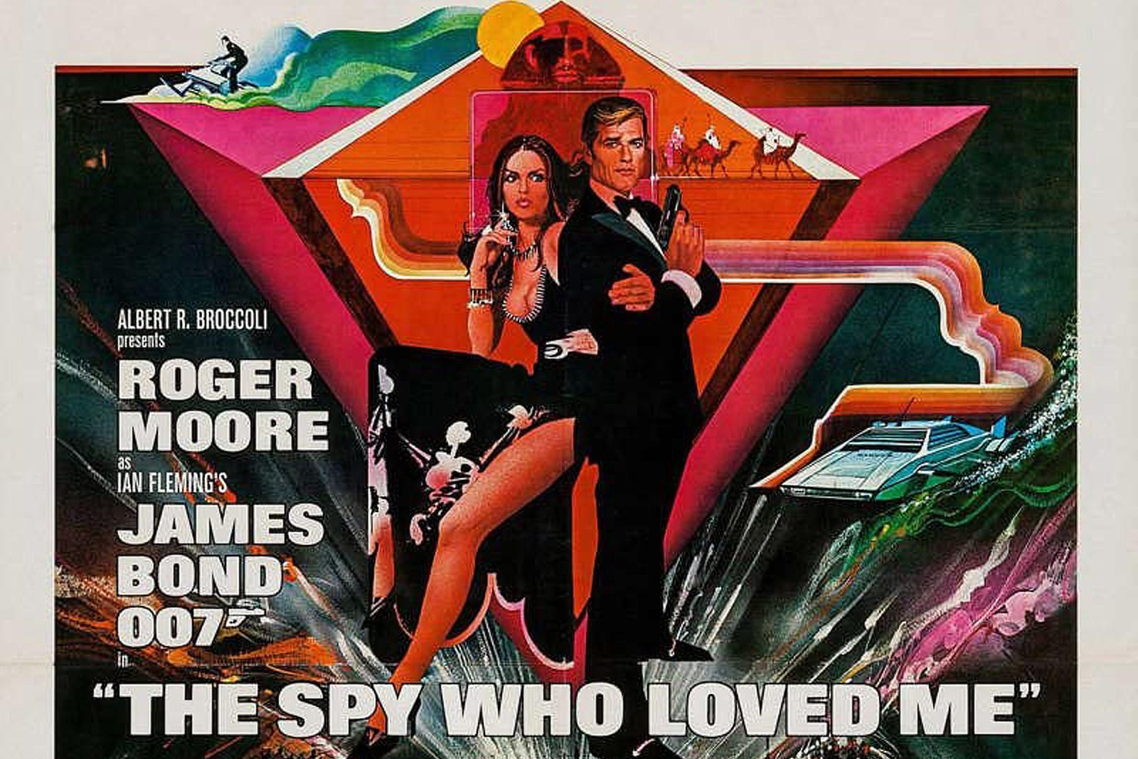 James Bond 007 The Spy Who Loved Me 6