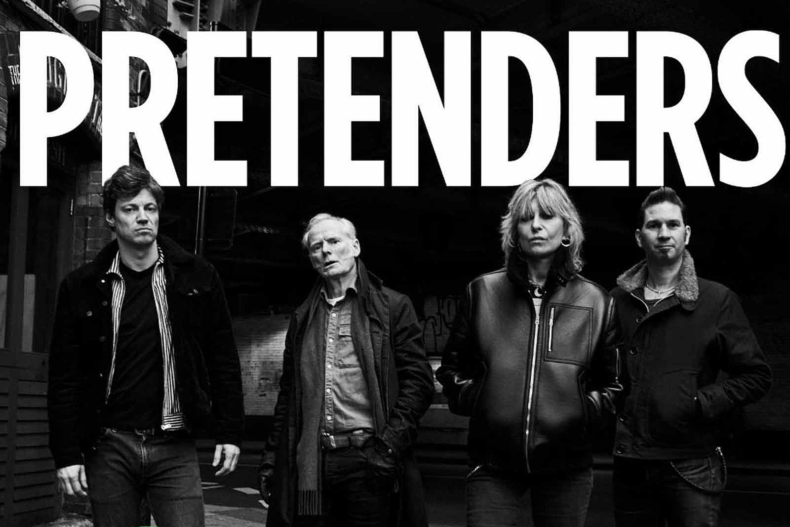 Pretenders, 'Hate for Sale': Album Review
