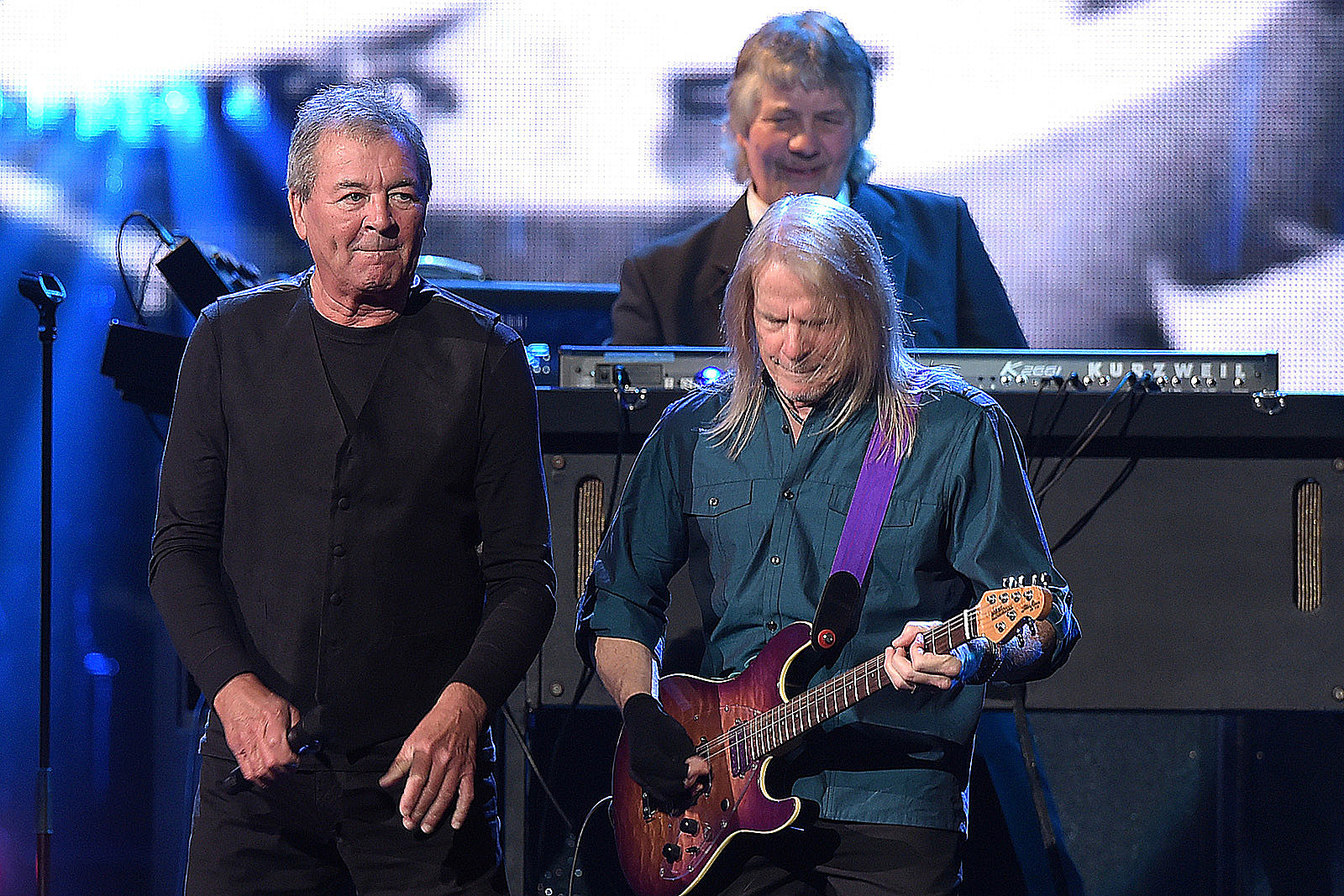 Hear Deep Purple's New Song 'Nothing at All'