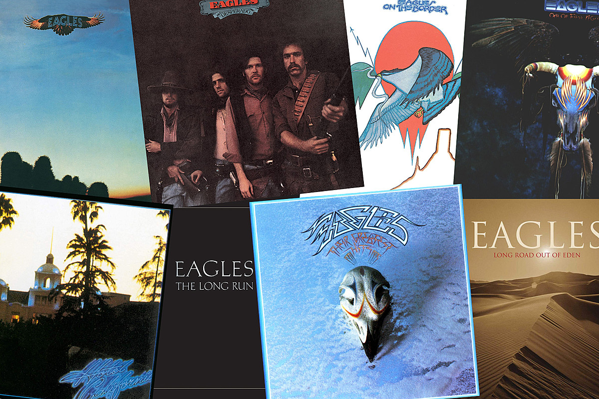 Eagles Album Art The Wild Stories Behind Their Famous Lp Covers