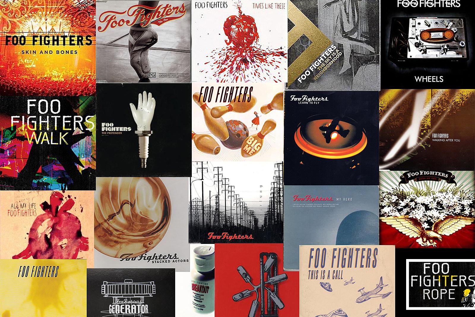 Top 25 Foo Fighters Songs
