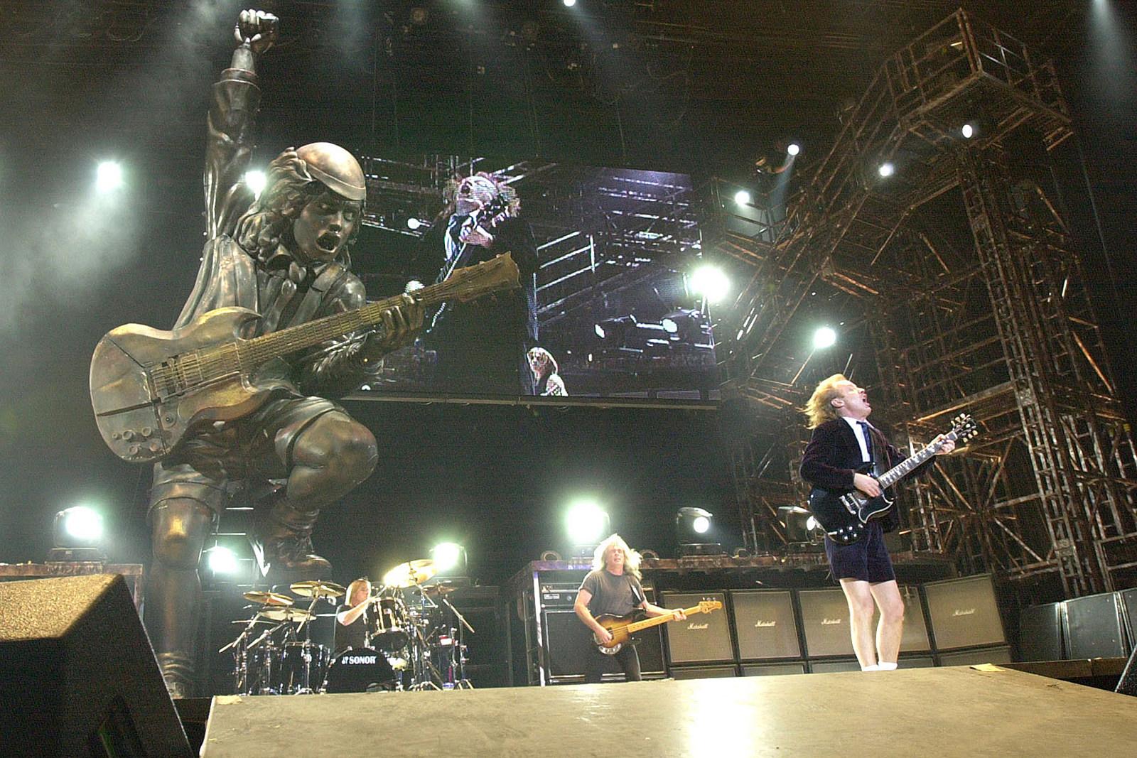 20 Years Ago: AC/DC Kick Off Triumphant 'Stiff Upper Lip' Tour