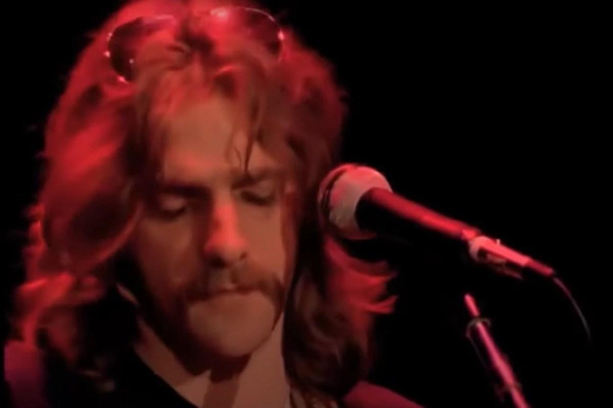 Glenn Frey The Eagles 70s Concert YouTube How a Chance Encounter Sparked Eagles' Story Song 'Lyin' Eyes'