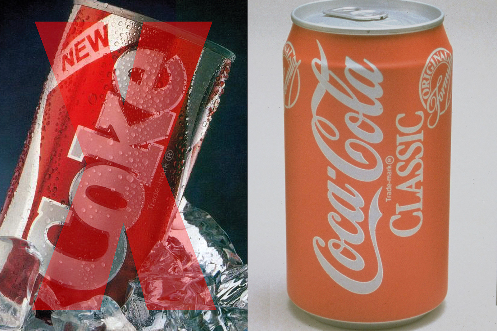 35 Years Ago: The Doomed 'New Coke' Experiment Comes to an End