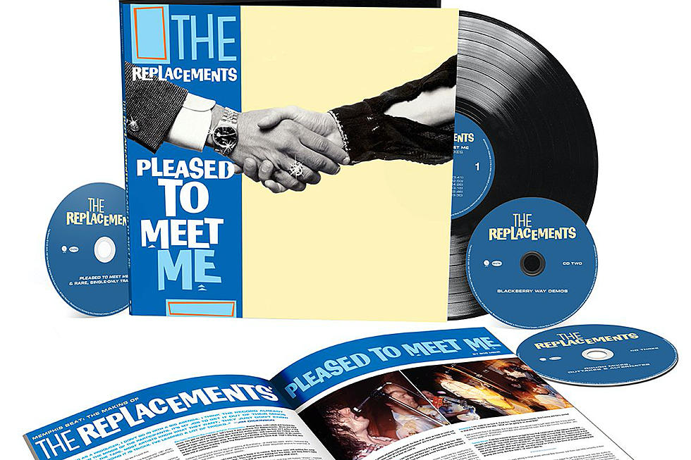 Replacements Announce 'Pleased to Meet Me' Box Set