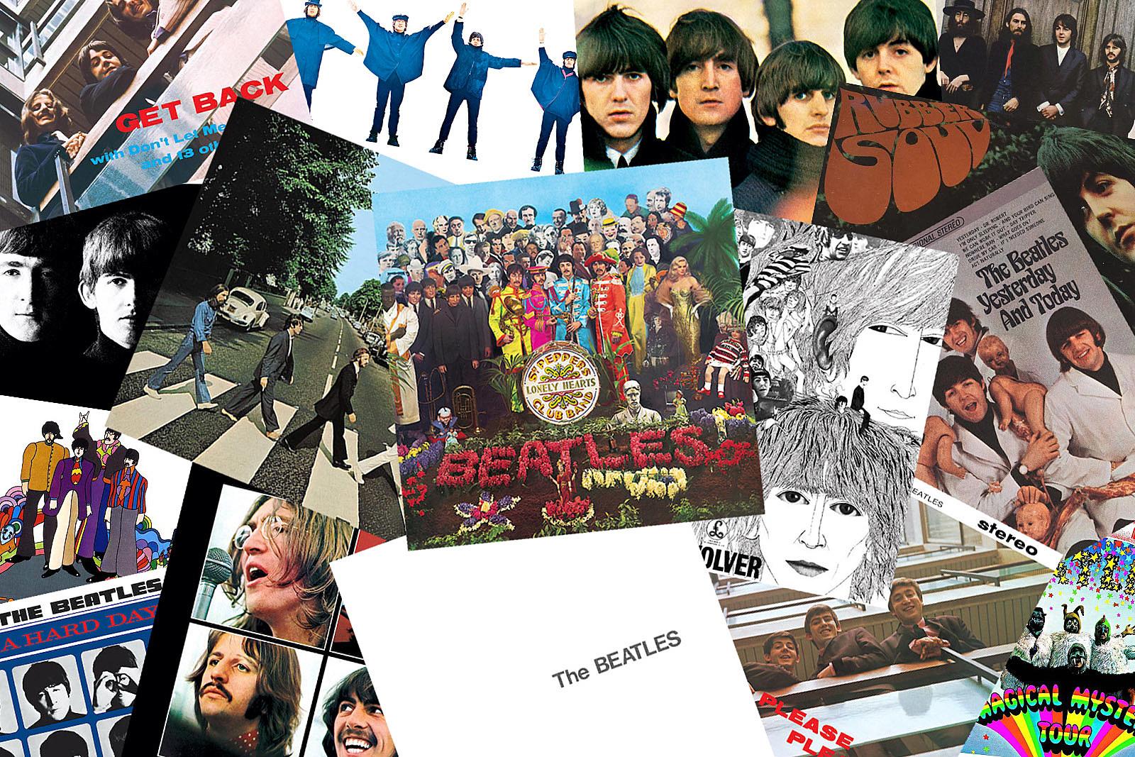 Beatles Album Art: The Stories Behind 16 Famous LP Covers