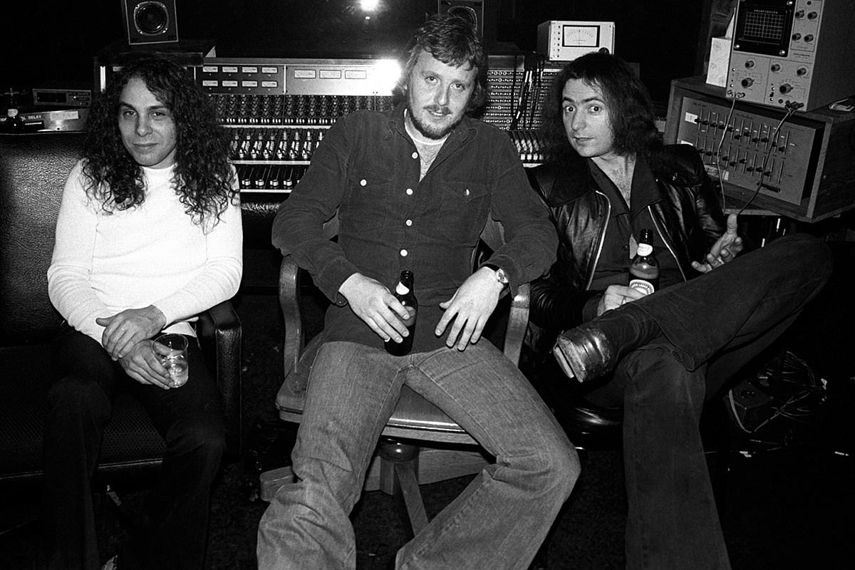 Iron Maiden, Deep Purple Producer Martin Birch Dead at 71
