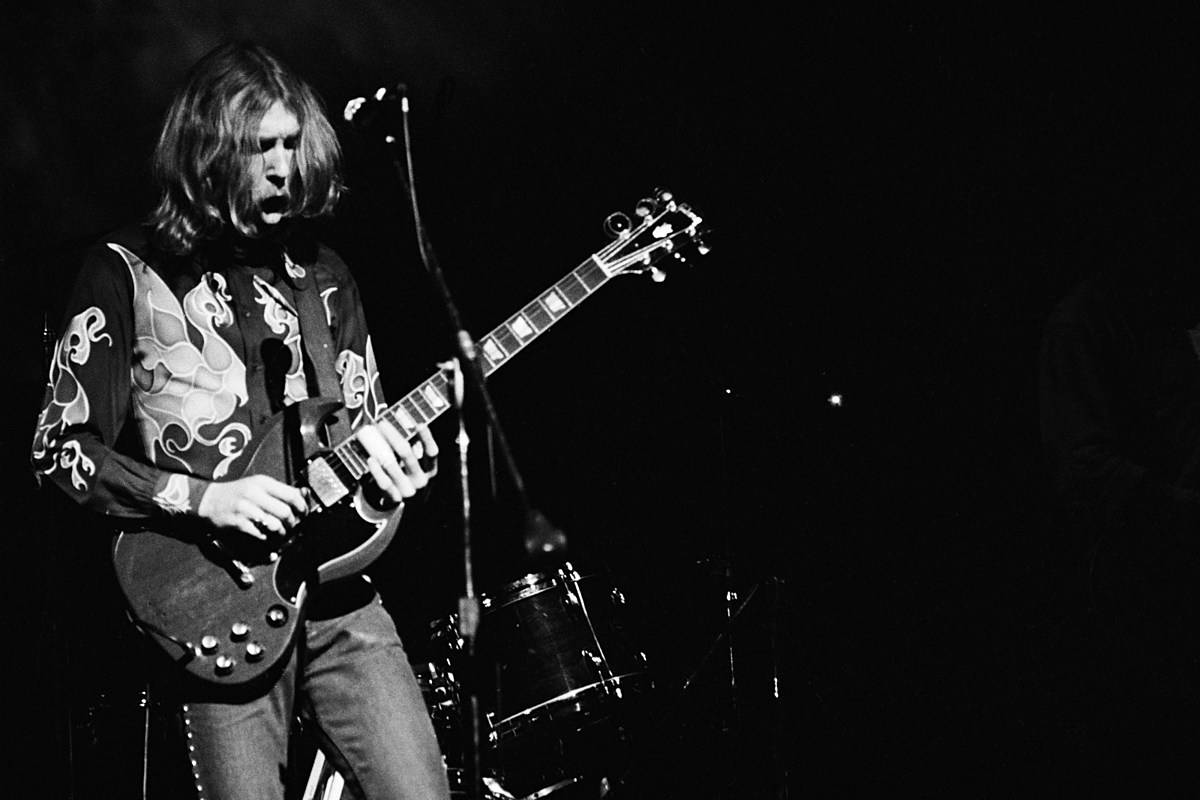 Duane Allman Duane Allman's Final Allman Brothers Show Captured on New Live LP