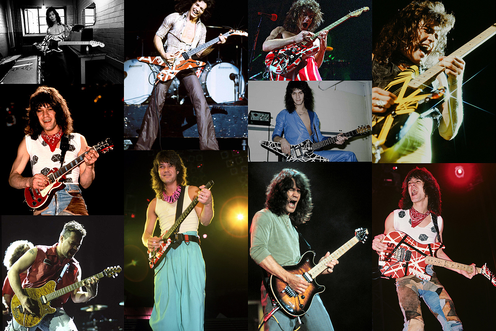 The 12 Most Influential Guitarists of