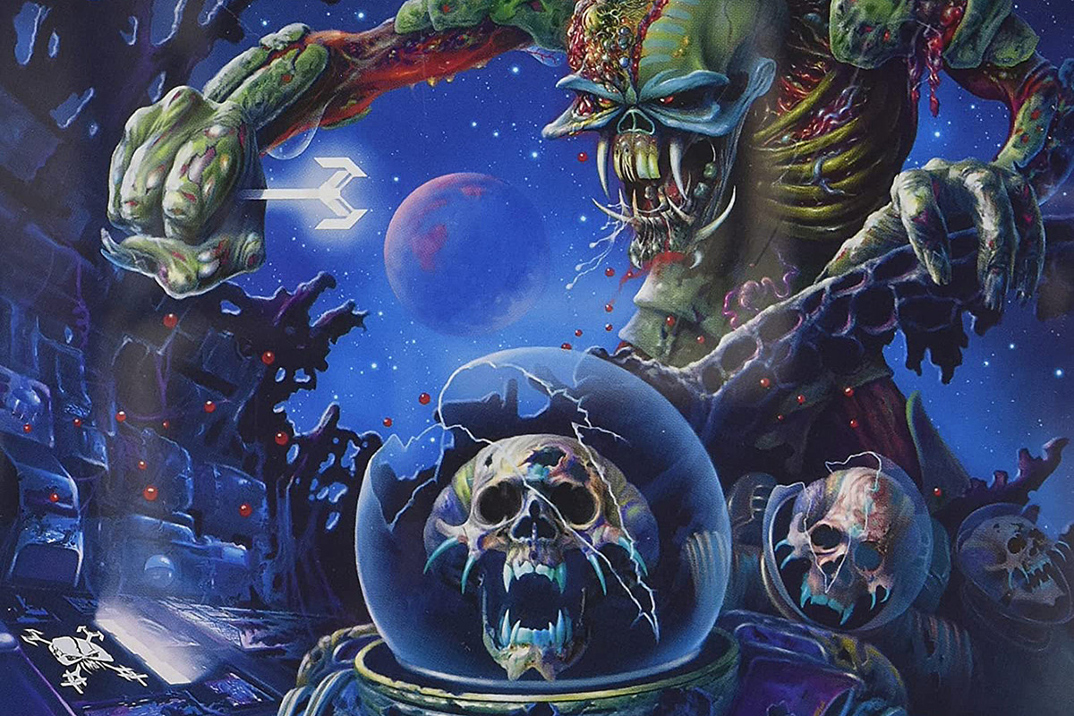 FinalFrontierFeat When Iron Maiden Trolled Fans With 'The Final Frontier'