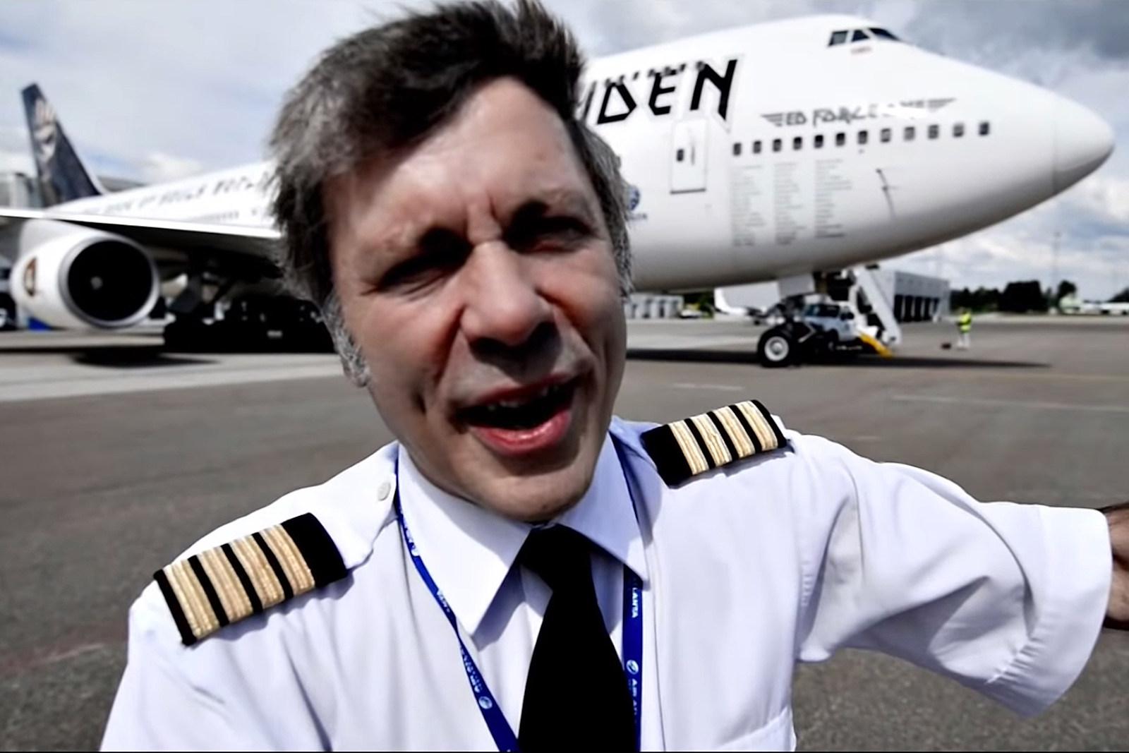 Bruce Dickinson Recalls 'Distressing' Termination as Pilot