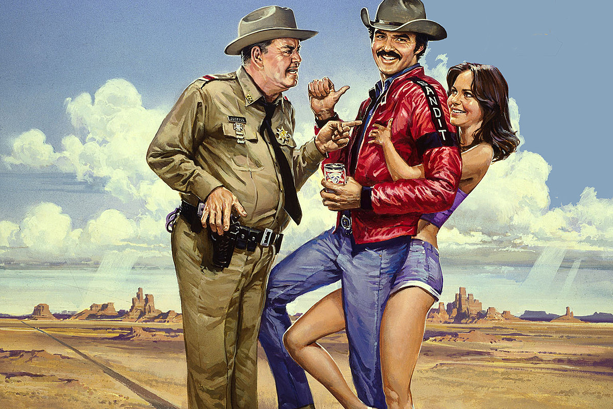 Sbandit2 How 'Smokey and the Bandit II' Tackled Its Star's Fading Career