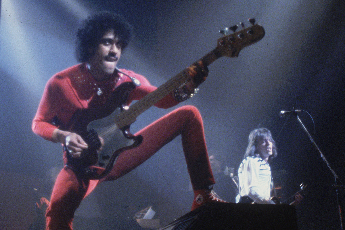 Thin Lizzy Watch a Clip From New Phil Lynott Film 'Songs For While I'm Away'