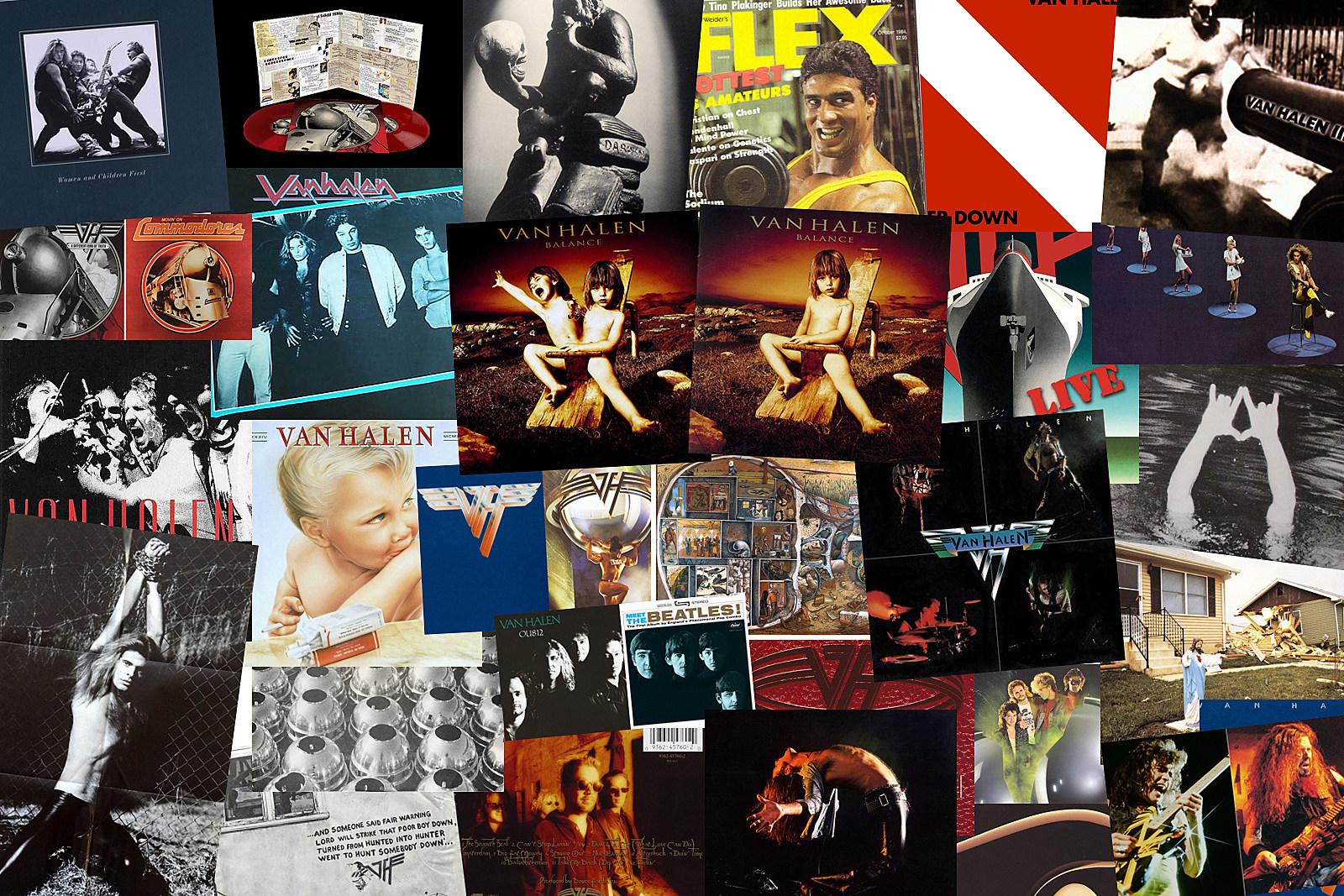 Van Halen Album Art: The Stories Behind 14 Different Covers