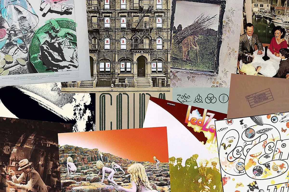 ZepCovers Led Zeppelin Album Art: The Stories Behind 9 Famous LP Covers