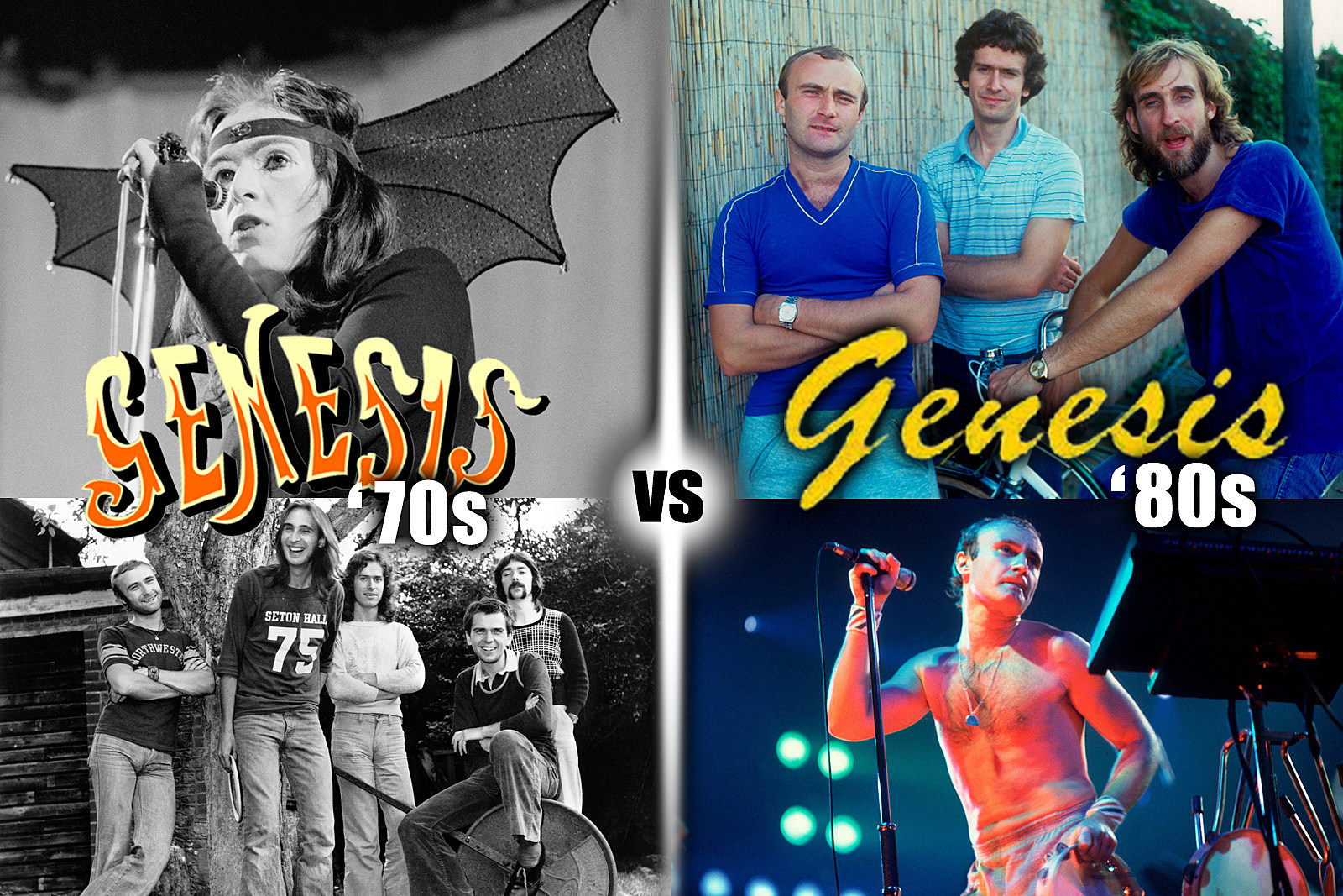 Were Genesis Better in the '70s or '80s? Roundtable