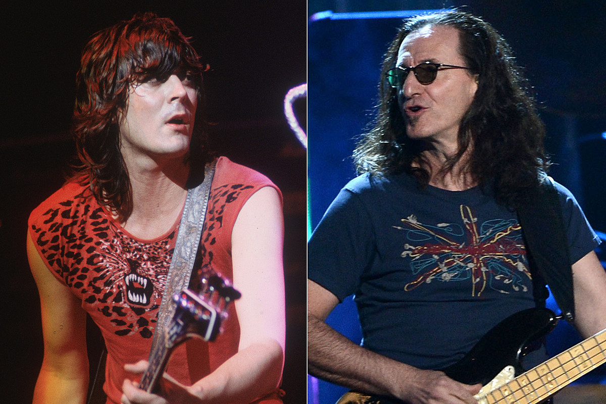 waylee What Pete Way Told Geddy Lee About His Bass Sound