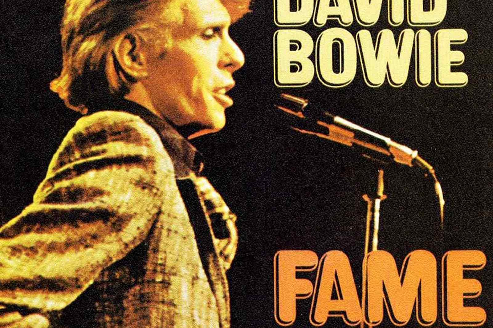 45 Years Ago: David Bowie Scores His First No. 1 Hit With 'Fame'