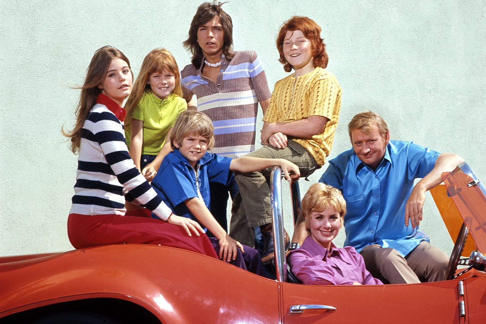 50 Years Ago: 'The Partridge Family' Blends Music and Family