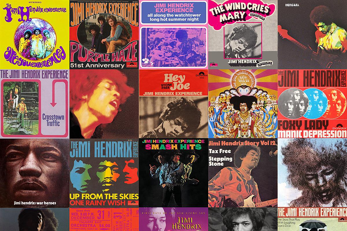 Jimi Hendrix Songs Ranked 60 Best Jimi Hendrix Songs