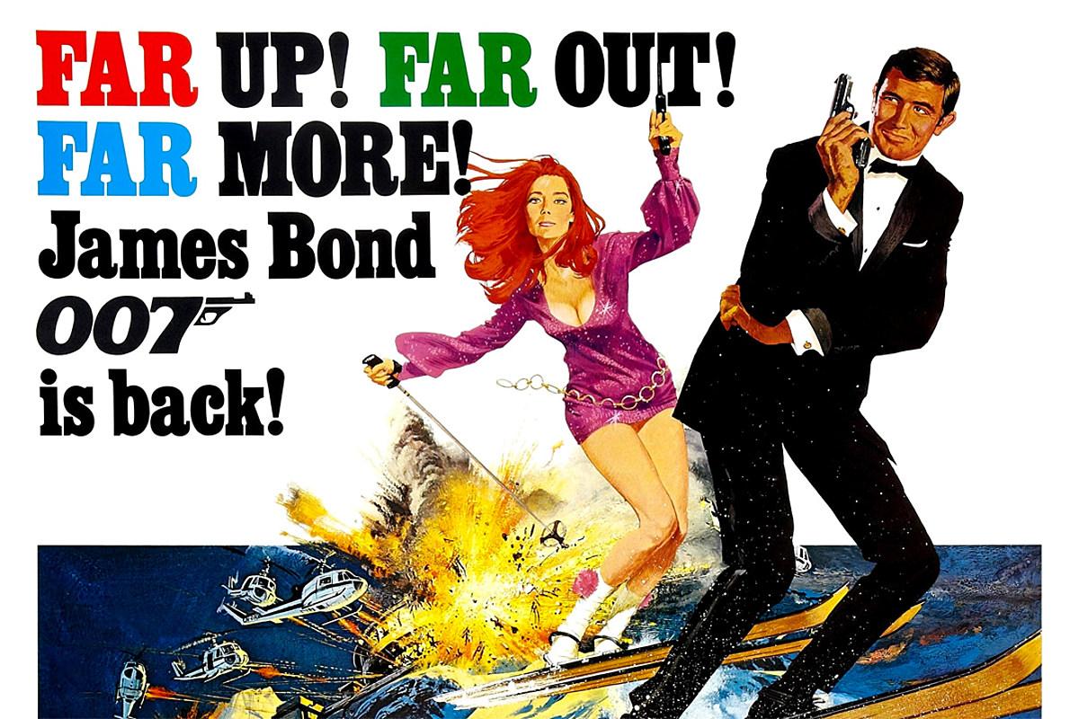 On Her Majestys Secret Service 'On Her Majesty's Secret Service' Tells the Best James Bond Story