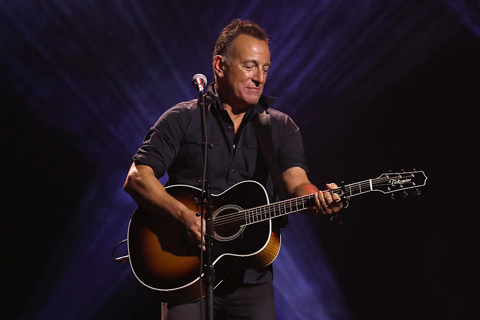 Bruce Springsteen Wrote New Album on Guitar Gifted by a Fan