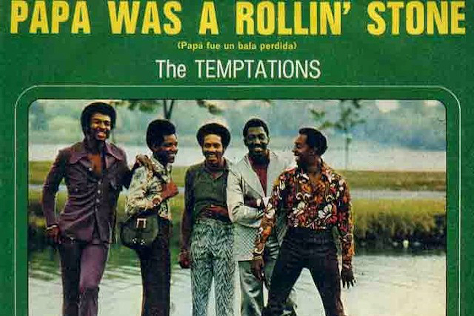 Why The Temptations Gave The No 1 Hit War To Edwin Starr