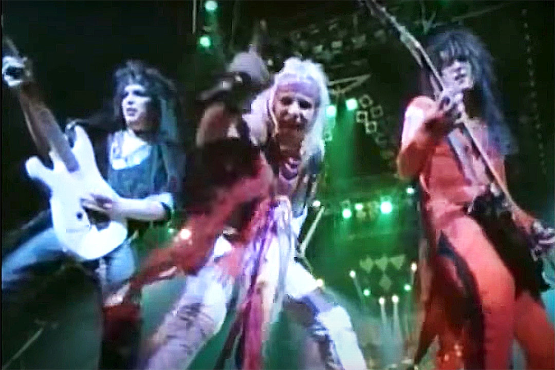 Why Motley Crue S Label Didn T Want To Release Home Sweet Home
