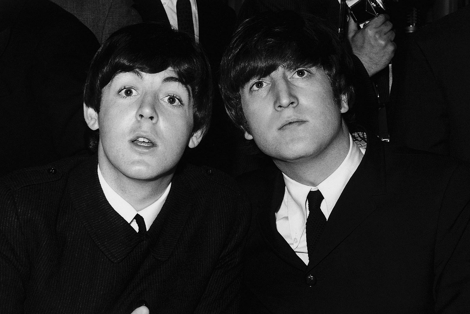 Paul Mccartney John Lennon And I Rescued Each Other