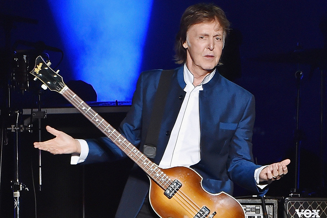 Paul McCartney Won't Release His 'Eleanor Rigby'-Style Songs
