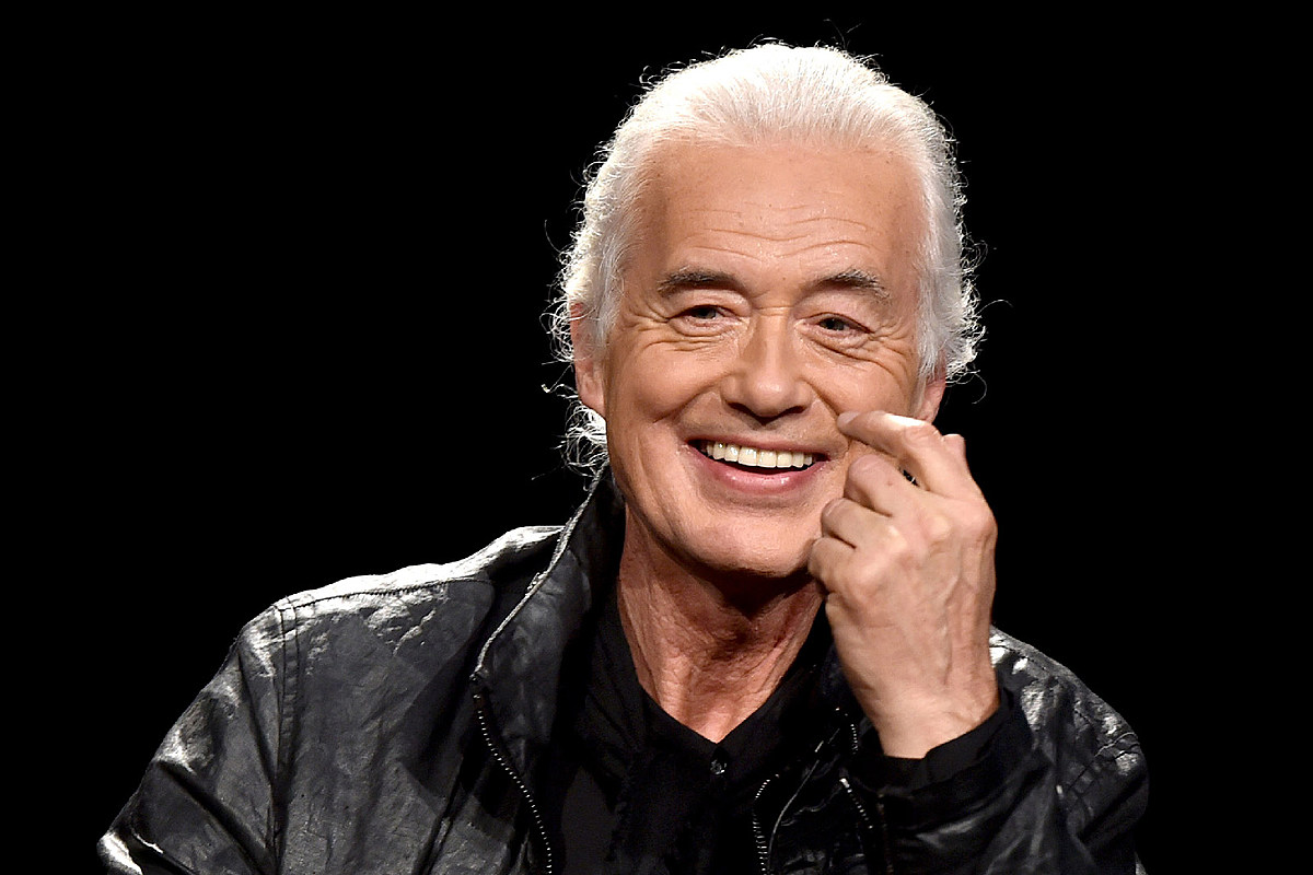 page Jimmy Page on Panned Led Zeppelin Show: 'Maybe They Were Stoned'