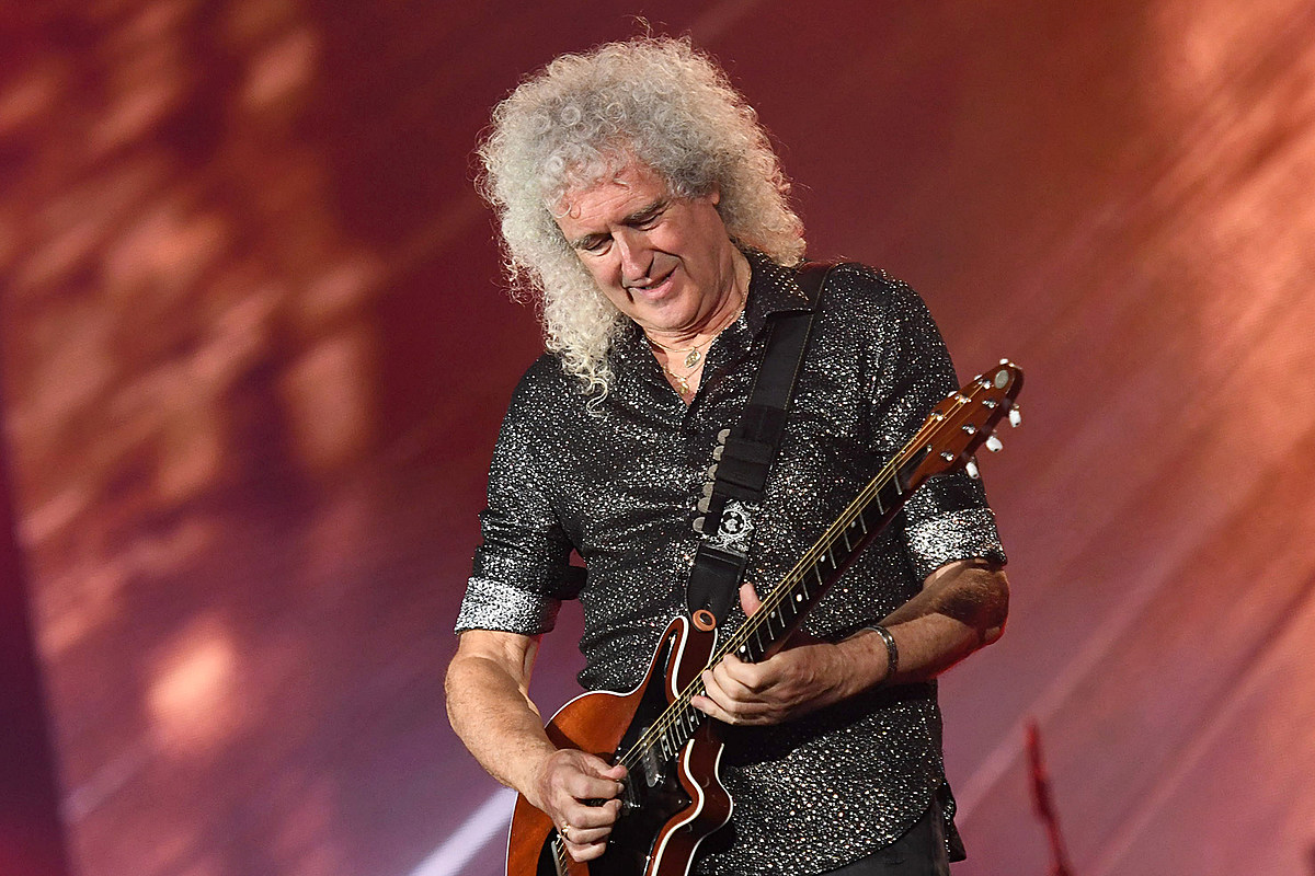 Brian May Brian May Says He's 'Grateful to Be Alive' After Health Scares