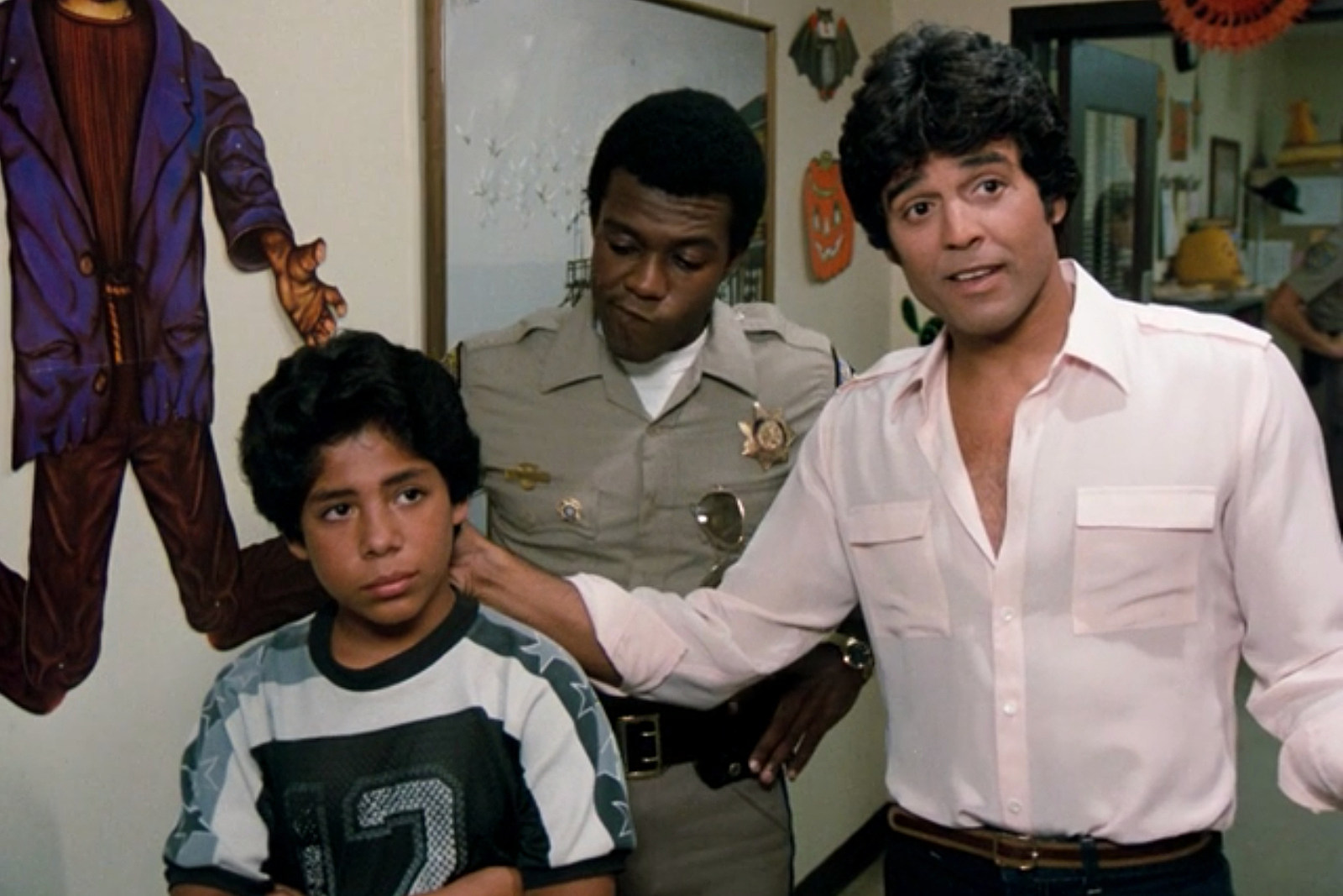 Metallica's Robert Trujillo Acted in 'CHiPS'' 1982 Halloween Show