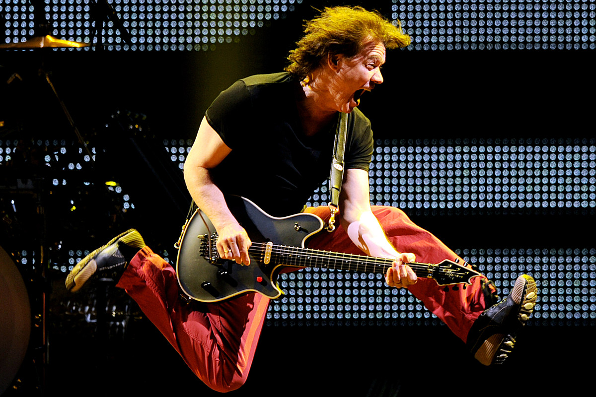 Eddie Van Halen jump Eddie Van Halen Tribute to Be Part of 2020 Rock Hall Induction