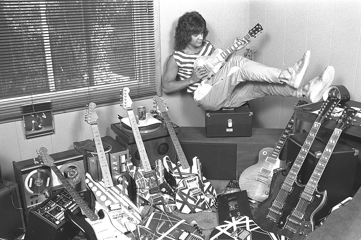 GettyImages 86116211 Eddie Van Halen's Quieter Eruption: 10 Moments of Subtle Genius