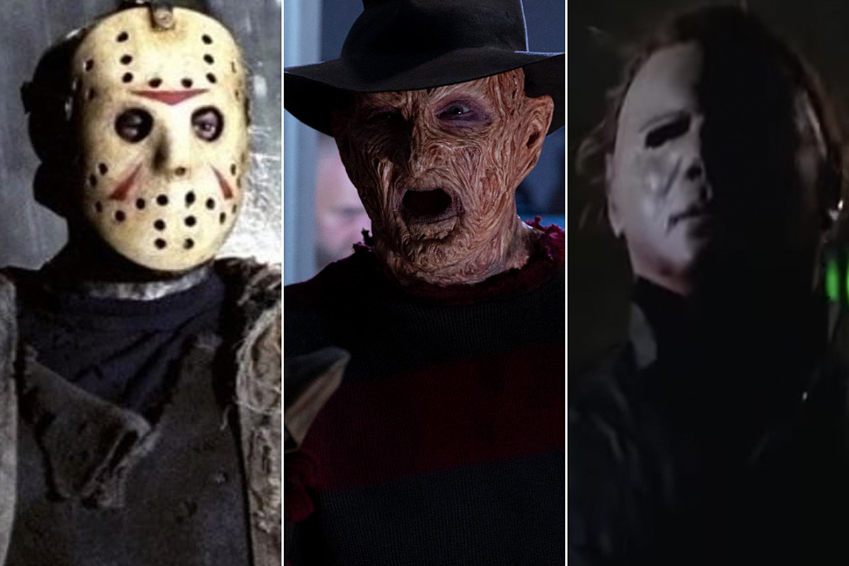 Horror Movies Roundtable Freddy, Jason or Michael Myers: What's the Best Horror Series?