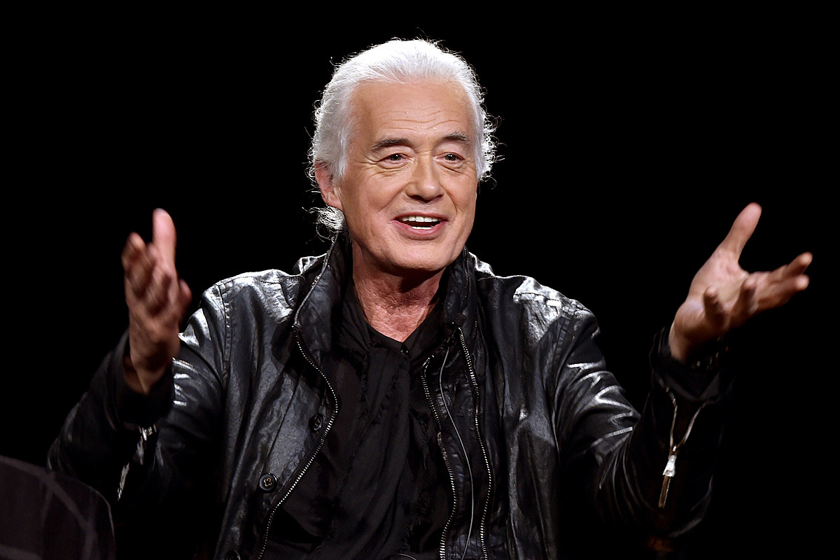 Jimmy Page Jimmy Page Says Led Zeppelin Planned 'Harder, Trickier' Ninth LP