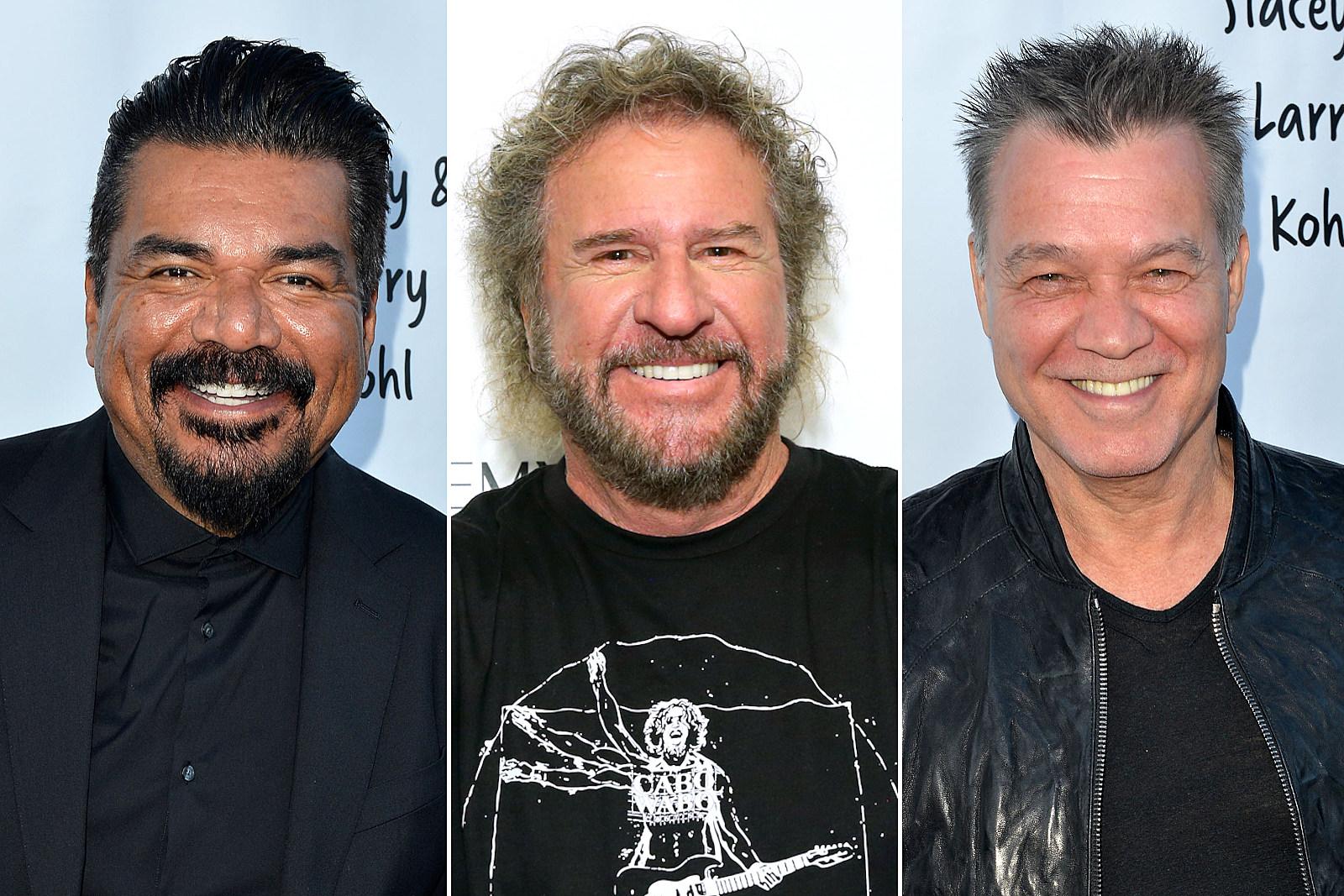 How George Lopez Helped Sammy Hagar and Eddie Van Halen Reconnect