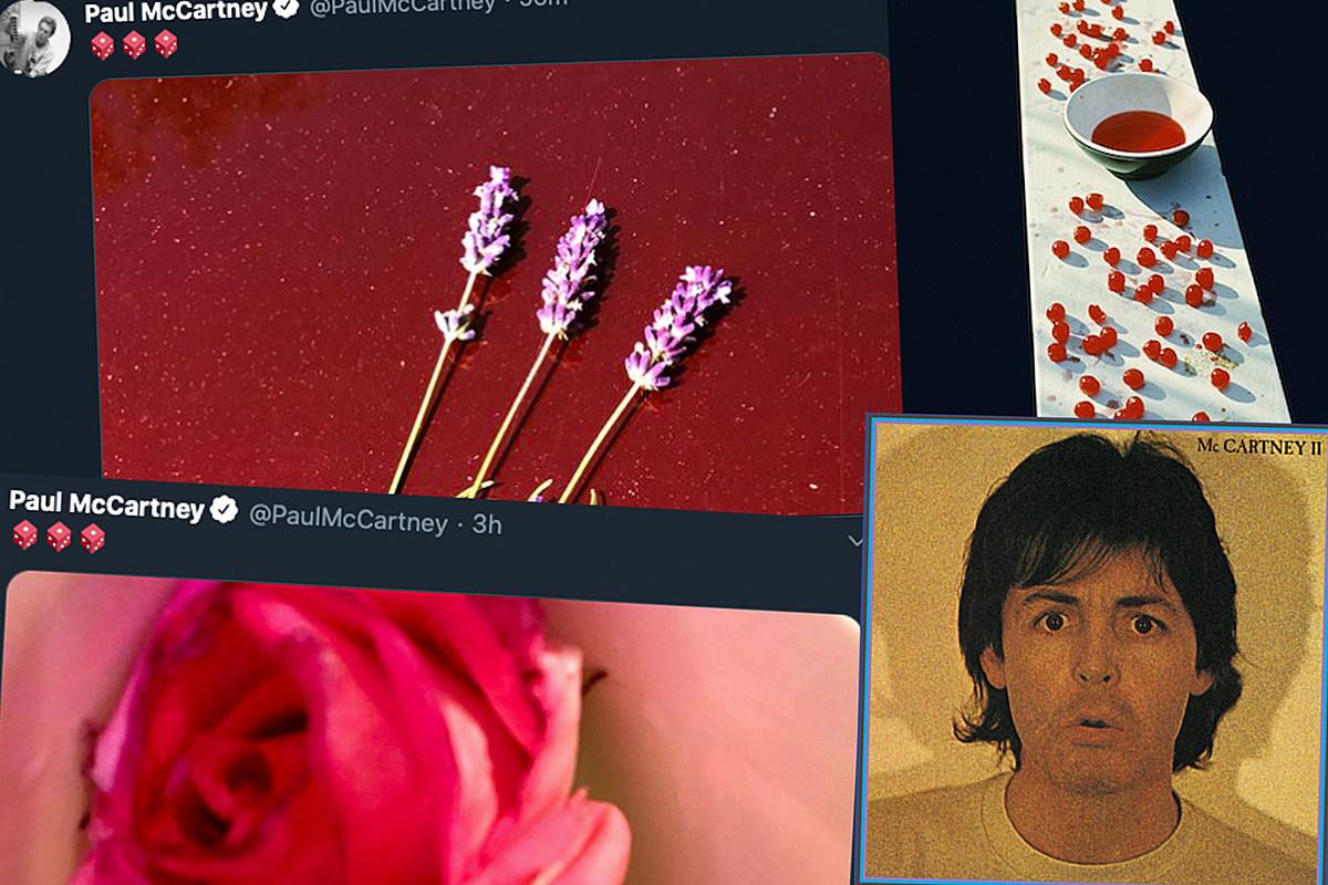 McCartney3 Is Paul McCartney About to Announce New 'McCartney III' Solo LP?