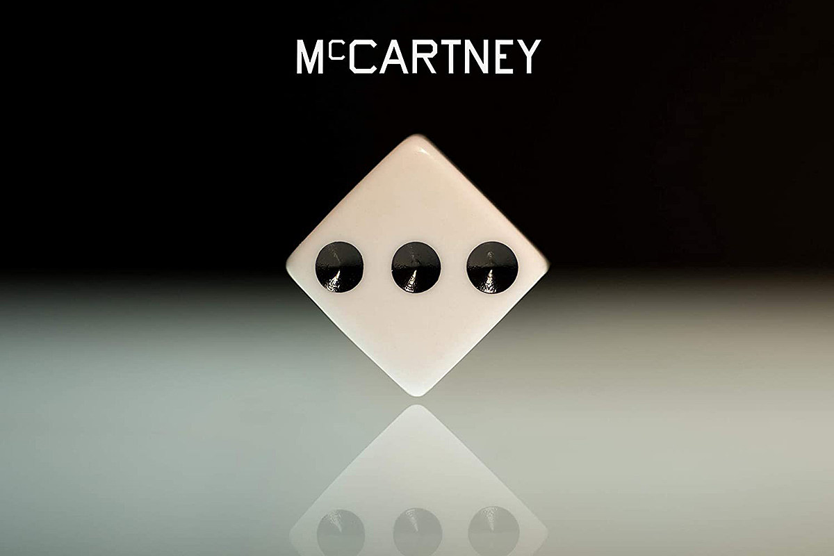 McCartnteyIIICrop Paul McCartney Announces 'McCartney III' Album