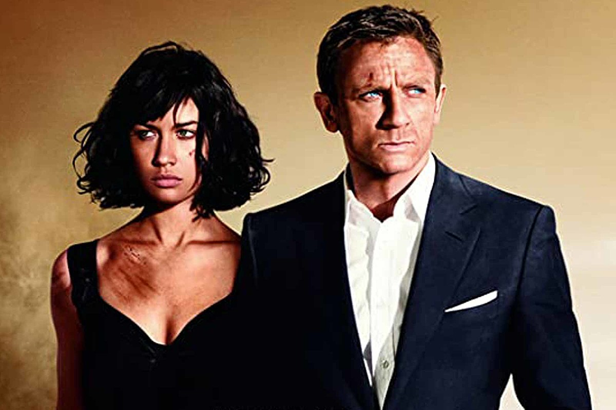 Metro Goldwyn Mayer The New James Bond Turns Up the Violence in 'Quantum of Solace'