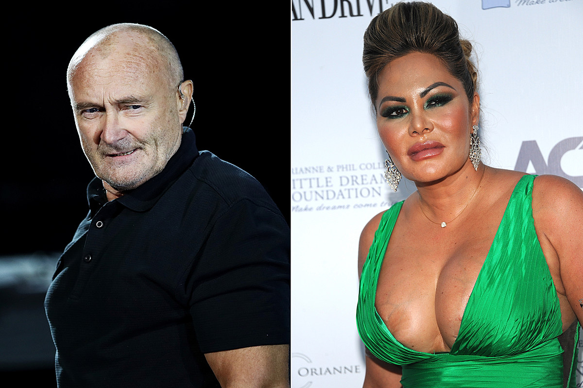 PhilOrianne Phil Collins Sues Ex for Alleged 'Armed Occupation' of Miami Home