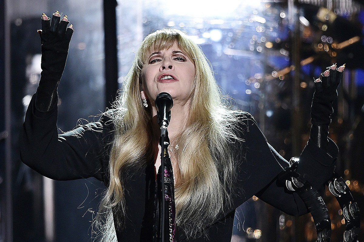 STEVIE NICKS Stevie Nicks' New Concert Film Headed to Video on Demand