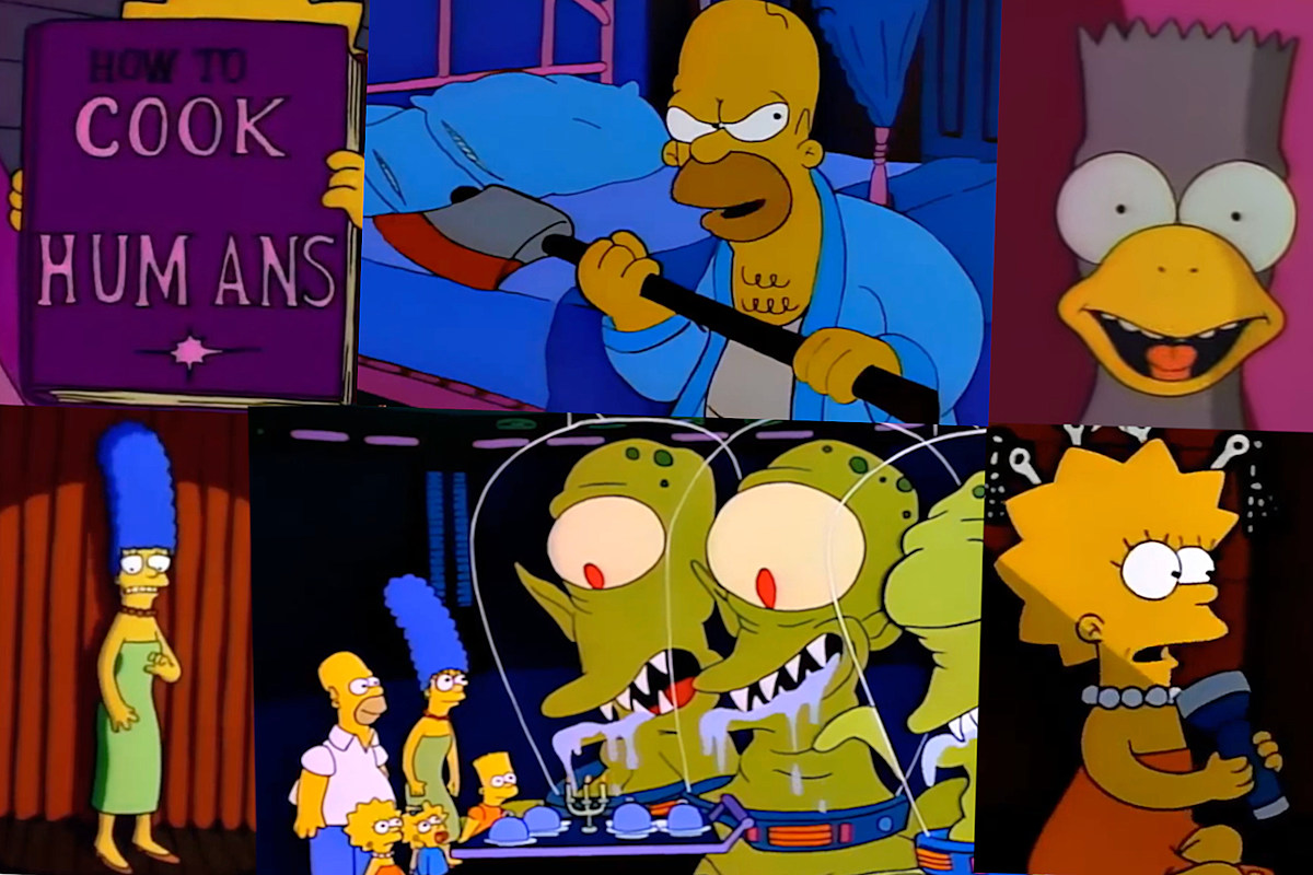 30 Years Ago: 'The Simpsons' Airs its First 'Treehouse of Horror'