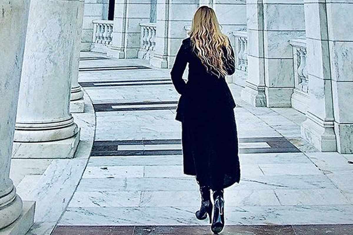 Stevie Nicks Stevie Nicks Shares Two Versions of New 'Show Them the Way' Song